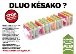 Journée nationale de lutte contre le gaspillage alimentaire...
