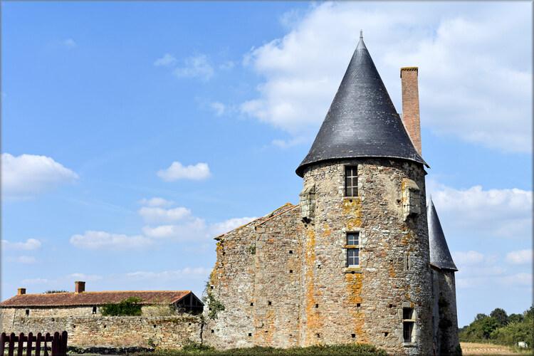 Photos du château de la Grêve - Vendée