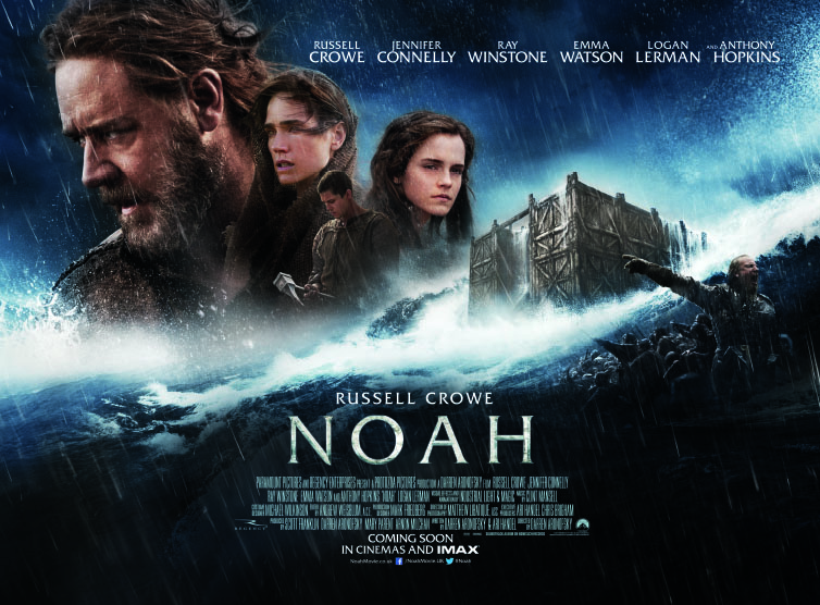Noah – Darren Aronofsky