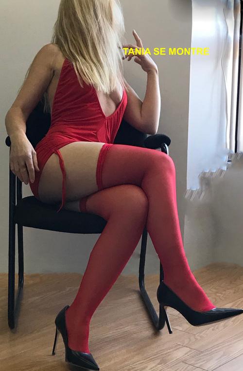 Sexy au bureau..