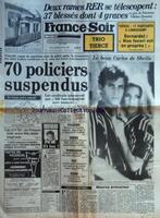 COVERS 1983 : 16 Unes... Seulement !
