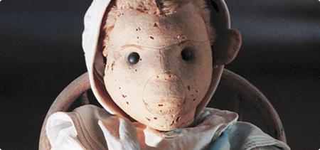 Robert la poupée hantée - Paranormal