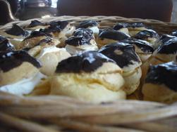 Blog de chacha : Les desserts de Chacha, Petits choux