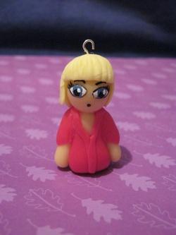 Une petite poupée en pam pas comme les autres !