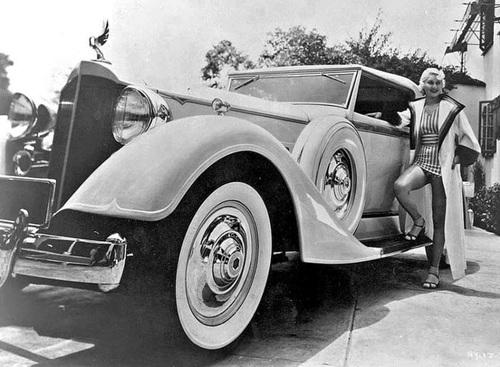 01 - L'auto, la mode avant 1950