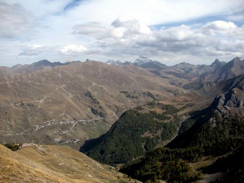 Pointe de Rasis (2844 m)