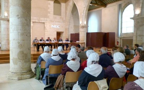 2.1 Conférences à l'Oratoire