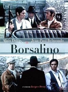 Borsalino : Grandeur et décadence de François Capella et Roch Siffredi, deux truands du milieu, dans le Marseille des années folles. ...   (02h06min)