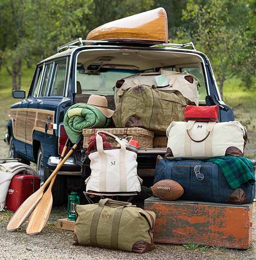 Pack up the car and take Dad on a trip this Father's Day. | Happy Father's Day! | Pinterest