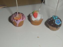 Cupcakes en folie : Work in progress