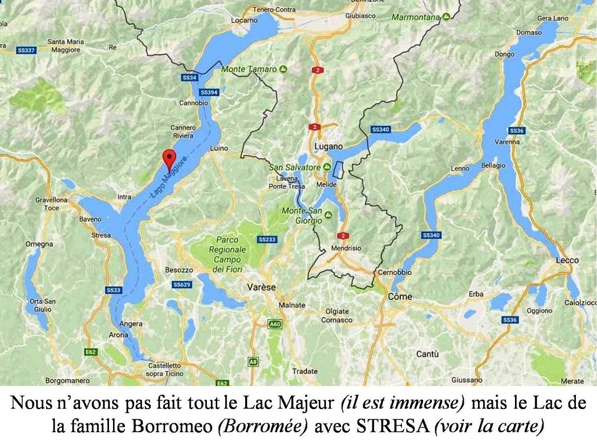 LE LAC MAJEUR - 1