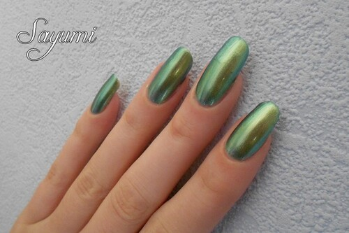 Nocibé - Spectral Green ( Vernis Caméléon )