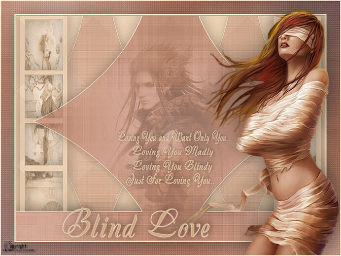Tutoriel Blind Love