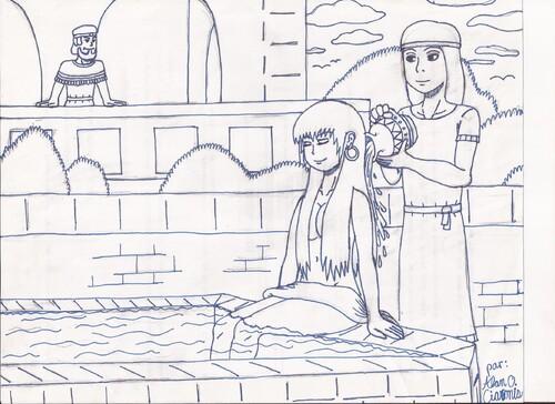 Le péché du Roi Davi.