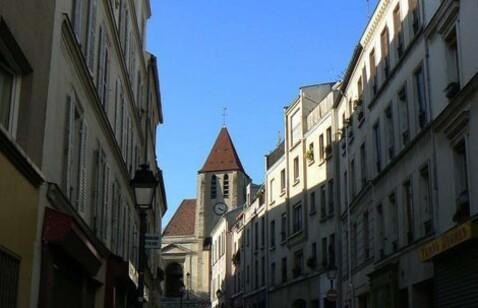 Les Églises insolites de Paris