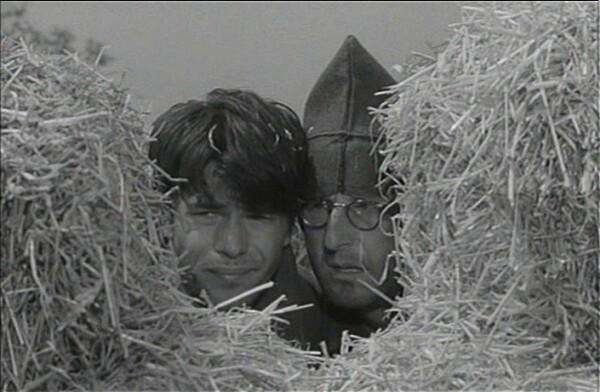 BOURVIL ET LAURENT TERZIEFF - LES CULOTTES ROUGES 1962