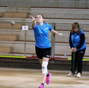 Mathilde Sommeillier a encore assuré avec Aurore Goulard dans le relais, réussissant même un beau 27 points