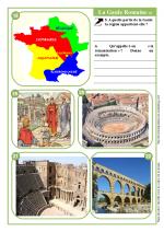 La Gaule Romaine (ce2)