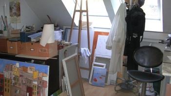 Visite virtuelle de mon atelier