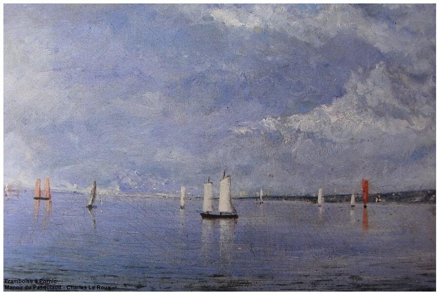 Charles Le Roux peintre