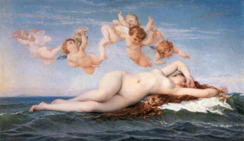 1280px-1863 Alexandre Cabanel - The Birth of Venus