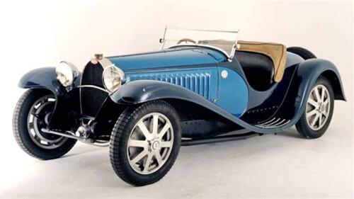 Bugatti II