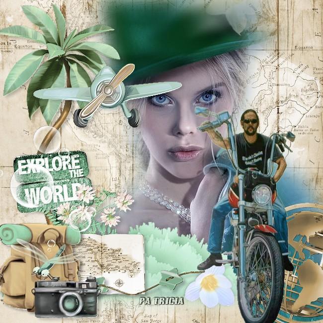 explore le monde