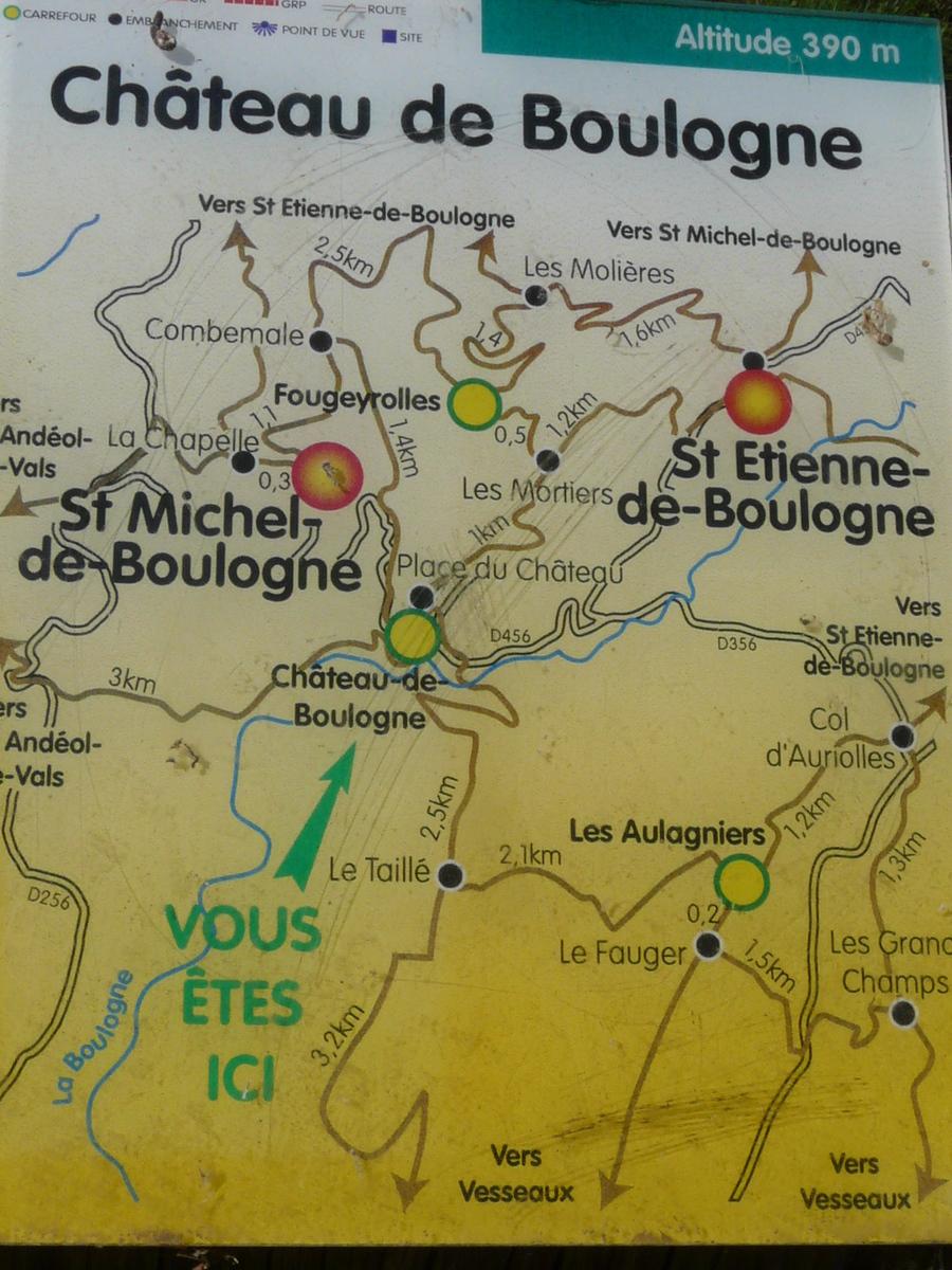 SAINT  MICHEL  DE  BOULOGNE