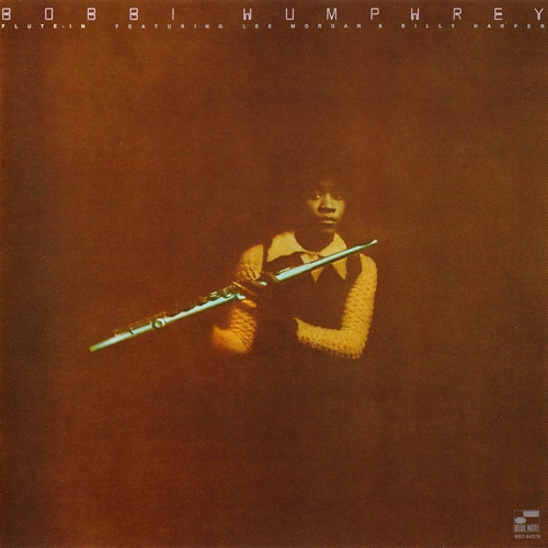 "Bobbi Humphrey : Album "" Flute-In "" Blue Note Records BST 84379 [ US ]"