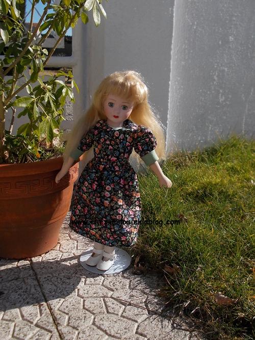 Une garde robe pour Mathilde