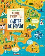 Cartes du Monde - Cahier d'activités