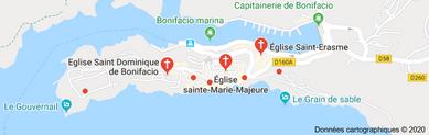 Balades en Corse .. Bonifacio
