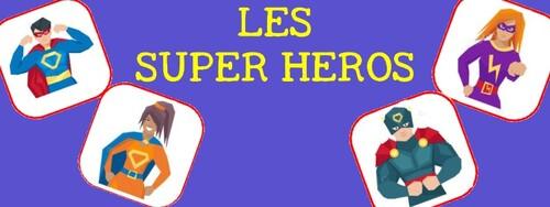 Les super-héros : les formalités