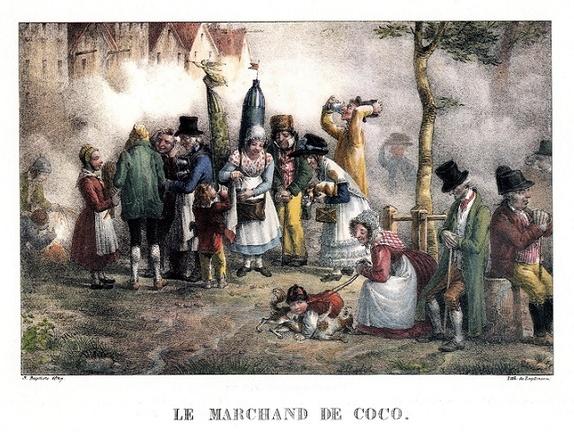 Marchand de coco