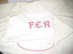 Gilets Cavaliers avec le logo de la F.E.R