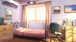 Chambre d'Aki