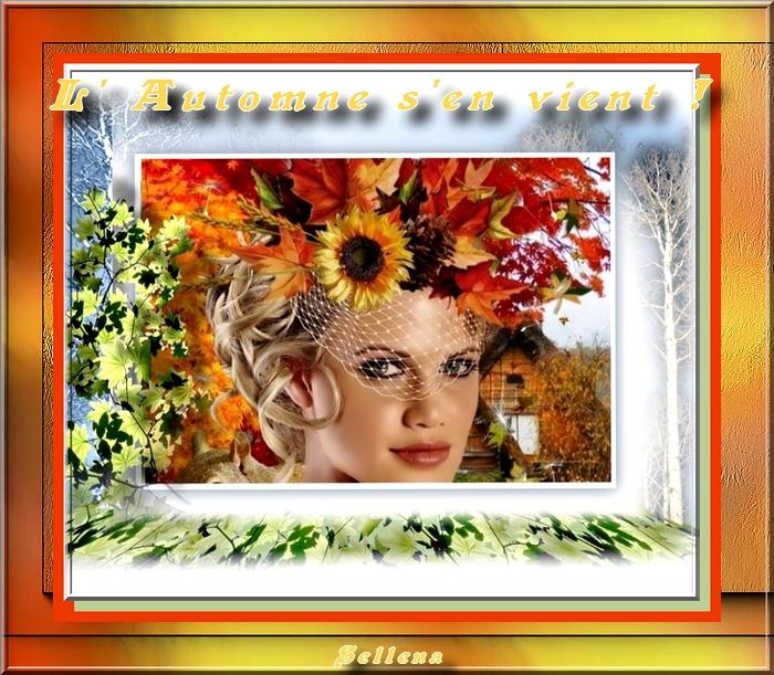 **L' automne s'en vient**Cartes