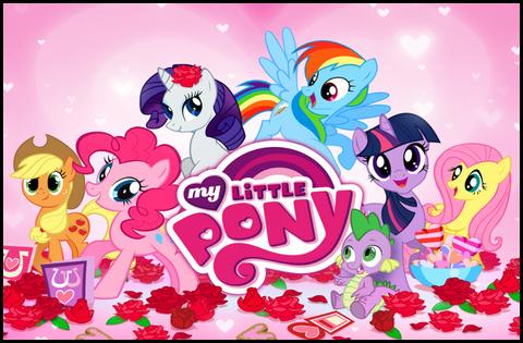 My Little Pony - Les Amies, c'est Magique ❤