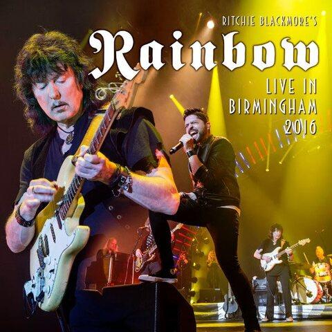 RITCHIE BLACKMORE'S RAINBOW - Les détails du prochain album live