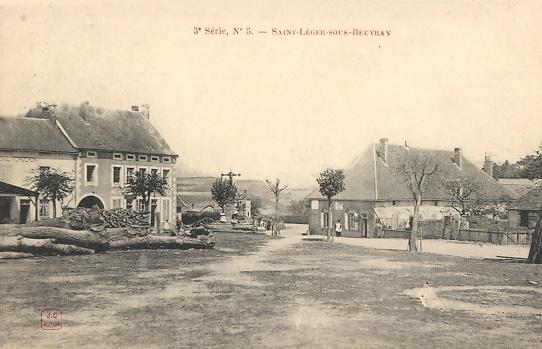 Saint-Leger-sous-Beuvray (71)