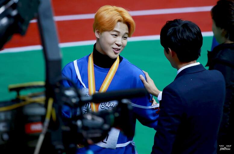 18/01/2016 MBC Idol Star Athletics Championship Partie 1