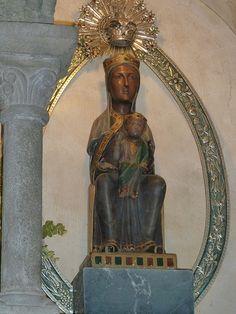 vierge noire de Montgrony