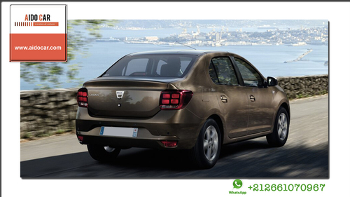 Location voiture Casablanca – Dacia Logan