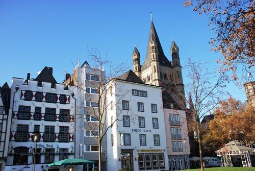 Promenade à Cologne (photos)