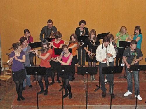 flute et sax