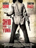3h10 pour Yuma affiche