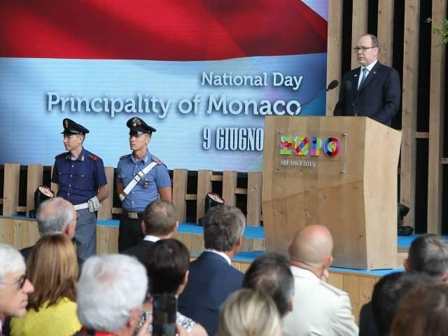 Journée nationale monégasque