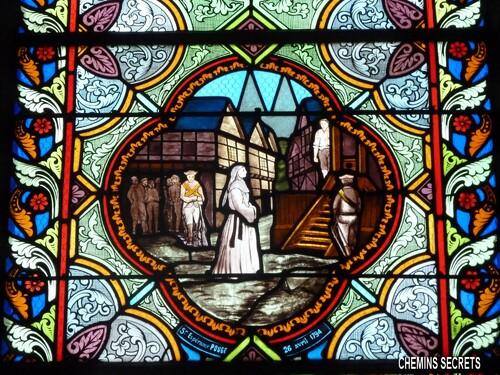 Saint-Maurice-la-Fougereuse, anecdotes....