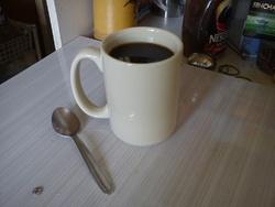 Plus de cappucino, plus que du café