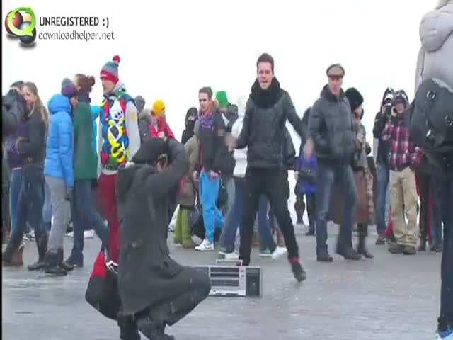 JEUNESSE RUSSE    Spectacle Vidéo